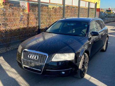 gebraucht Audi A6 2.7 TDI Klima Motor und Getriebe 1a