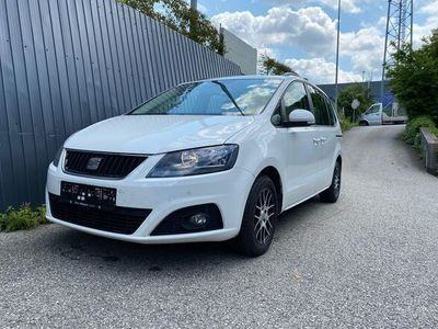 gebraucht Seat Alhambra Reference TDI CR 4Drive