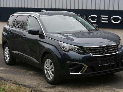gebraucht Peugeot 5008 Active HDI 130, 7 Sitze, Navi SUV / Geländewagen