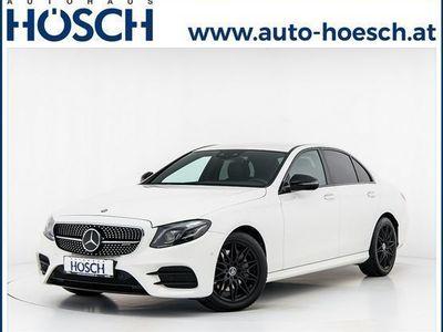 gebraucht Mercedes E220 E-KlasseAMG Line Aut. LP: 72.889.-€ Limousine