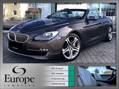 used BMW 640 Cabriolet d xDrive Aut.