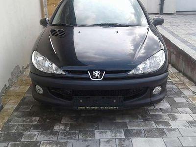 brugt Peugeot 206 Klein-/ Kompaktwagen,
