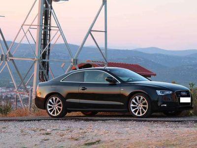 gebraucht Audi A5 Coupé 2,0 TDI quattro S-tronic
