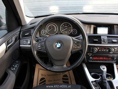 gebraucht BMW X3 xDrive20d Österreich-Paket SUV / Geländewagen,