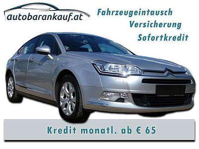 gebraucht Citroën C5 1,6 HDi FAP Seduction Limousine,