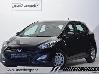 gebraucht Hyundai i30 1,4 CRDi Europe Plus Limousine,