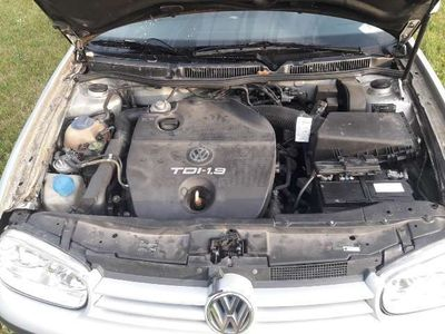 gebraucht VW Golf IV Kombi / Family Van,