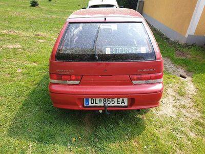 gebraucht Subaru Justy 1.3 Klein-/ Kompaktwagen