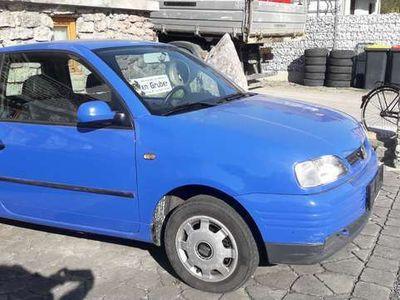 gebraucht Seat Arosa 1,0i Select Servo
