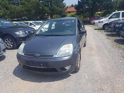gebraucht Ford Fiesta Trend 1,4 TDCi
