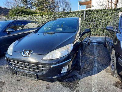 gebraucht Peugeot 407 Active Pro HDI(Fap) Limousine