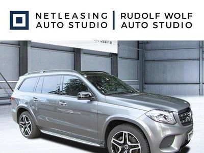 gebraucht Mercedes GLS350 d AMG Line 4Matic EXCLUSIVE Interieur Pano.-Dach