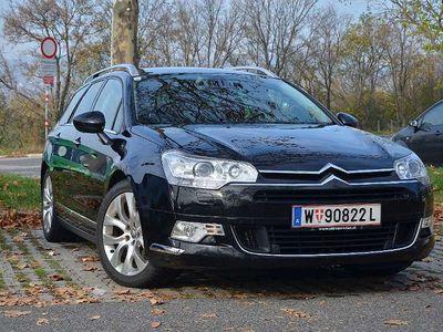 gebraucht Citroën C5 Tourer V6 HDI Autom. Exclusive Kombi / Family Van,