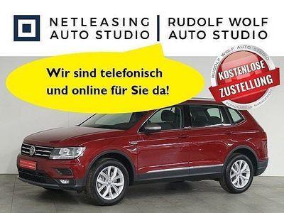 gebraucht VW Tiguan Allspace 2.0 TDI DSG 4MOTION Comfortline Klima