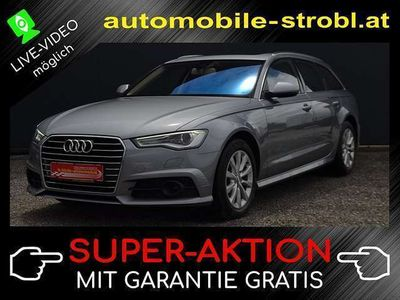 gebraucht Audi A6 Avant 2,0 TDI S-tronic *Pano*Radar*Bose*Navi*Garantie*
