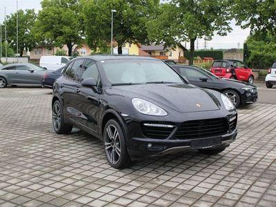 used Porsche 911 Turbo S Cayenne IIAut. SUV / Geländewagen,