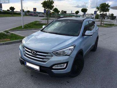 gebraucht Hyundai Santa Fe Samstag 26.10. Open CAR 2.2 CRDi 4WD VOLLAUSTATT