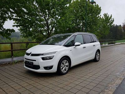 gebraucht Citroën Grand C4 Picasso Picasso Exclusive 2.0 BlueHDi Kombi / Family Van,