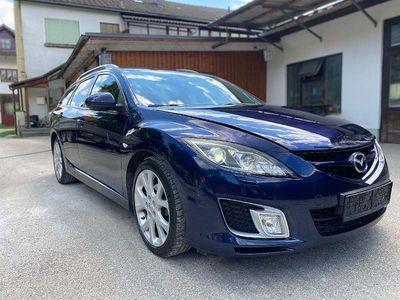 gebraucht Mazda 6 Sport Combi CD140 GT Kombi / Family Van