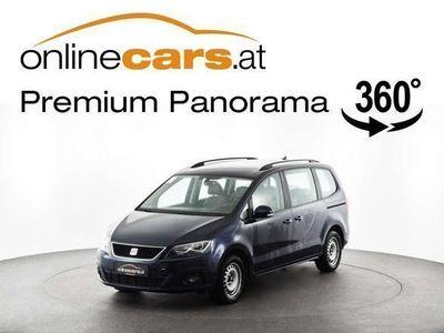 used Seat Alhambra 2,0 TDI, XENON NAVI XENON NAVI Kombi / Family Van,