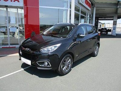 gebraucht Hyundai Tucson ix35 GO 2,0 CRDi 4WD MT 835g, 136 PS, 5 Türen, Schaltgetriebe