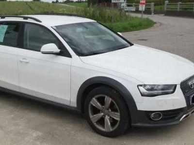 gebraucht Audi A4 Allroad 2,0 TDI quattro S-tronic