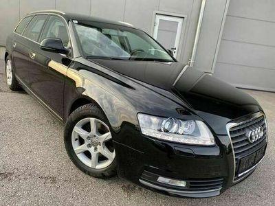 gebraucht Audi A6 AVANT 2.0 TDI''Leder*Sitzh*BOSE*Pickerl neu''