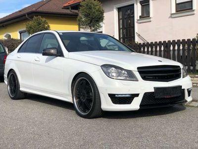 gebraucht Mercedes C350 (BlueEFFICIENCY) 7G-TRONIC Avantgarde