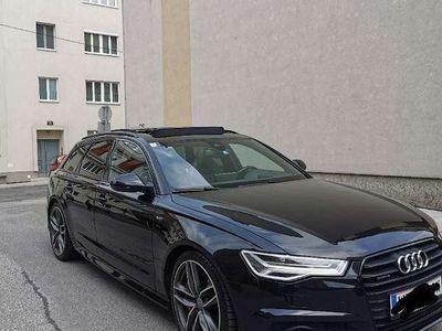 gebraucht Audi A6 A6competition 3.0TD Voll Ausstattung Kombi / Family Van