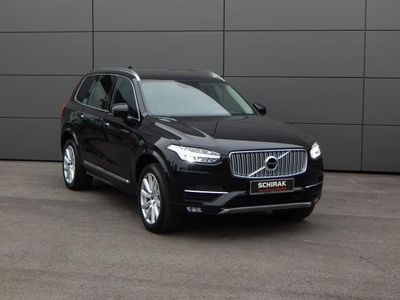 gebraucht Volvo XC90 D5 AWD Geartronic Inscription 7-Sitzer