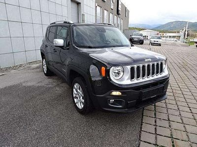 gebraucht Jeep Renegade Limited 4x4 140Ps Diesel 2,0 MultiJet II 140 Limited AWD