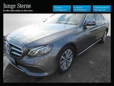 gebraucht Mercedes E220 Avantgarde Austria Edition Aut. *Avantgarde Line, *Park Pilot, *Rückfahrkamera,