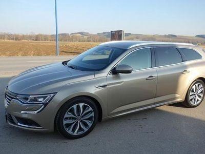 gebraucht Renault Talisman GrandTour Intens Energy dCi 130 EDC Kombi / Family Van,
