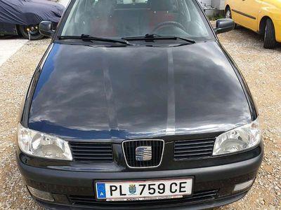 gebraucht Seat Ibiza 1,4 benzin Klein-/ Kompaktwagen