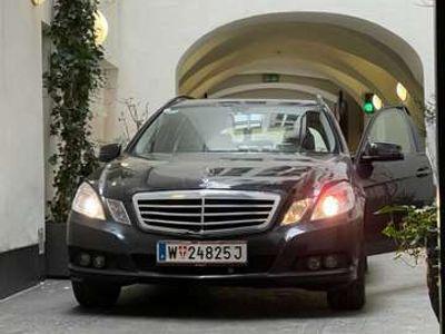 gebraucht Mercedes E220 CDI Kombi / Family Van