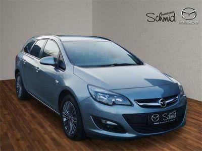 gebraucht Opel Astra ST 1,7 CDTI Ecoflex Edition Flotte Start/Sto