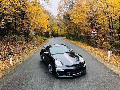 gebraucht Porsche Cayman S - GT4 UMBAU Sportwagen / Coupé