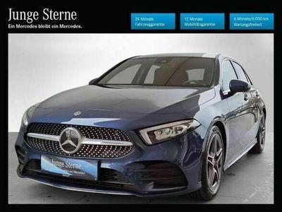 gebraucht Mercedes A200 Aut. *AMG-Line*Navi*LED*