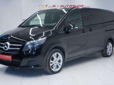gebraucht Mercedes V220 *Navi*Rückfahrkamera*Sitzheitzung*Tempomat *6 Sitz