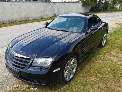 gebraucht Chrysler Crossfire 3,2 V6 *6 Gang-Handschalter* *Neues Pickerl* Sportwagen / Coupé