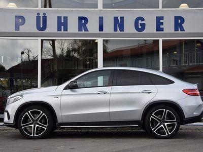 gebraucht Mercedes 450 GLE CoupéAMG 4MATIC Aut. *Fahrass. Paket Plus*