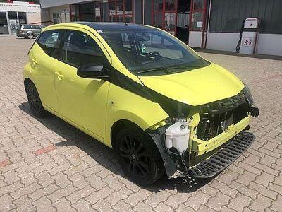 gebraucht Toyota Aygo 1,0 VVT-i x-cite