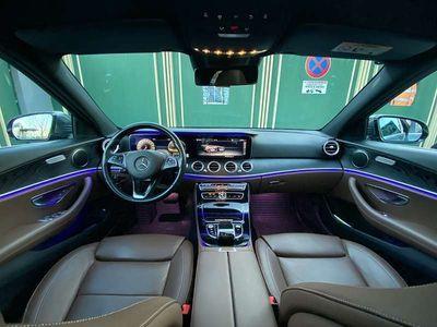 gebraucht Mercedes E220 E-KlasseAvantgarde Aut. Limousine