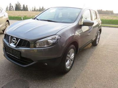 gebraucht Nissan Qashqai 1,6 16V Acenta 2WD Navi SUV / Geländewagen,