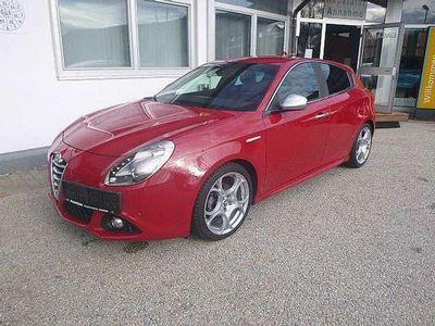 gebraucht Alfa Romeo Giulietta Distinctive 1,4 TB