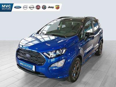 gebraucht Ford Ecosport 1,0 EcoBoost ST-Line Aut.