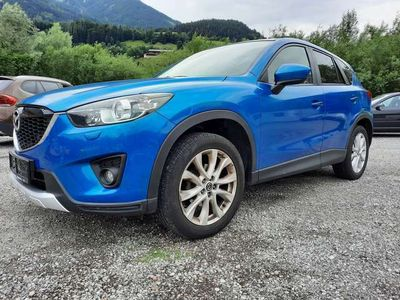 gebraucht Mazda CX-5 2,0i AWD Revolution Aut.