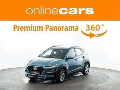 gebraucht Hyundai Kona 1,0 T-GDi ASSISTENT BLUETOOTH MEGAPREIS SUV / Geländewagen