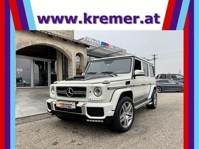 gebraucht Mercedes G350 CDI Aut. G 63OPTIK/NAVI/XENON/STDNHEIZUNG/RÜCKFAH