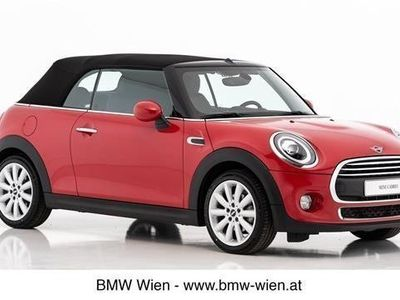 used Mini One Cabriolet